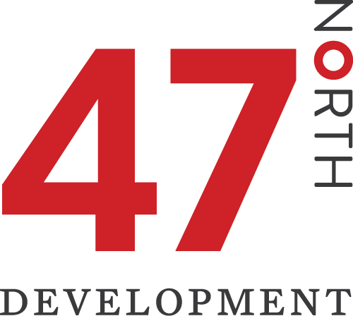 Logo for 47 North